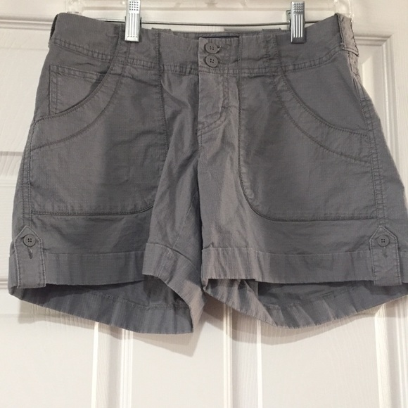Gray The North Face Shorts